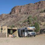 Lidt om camping i USA