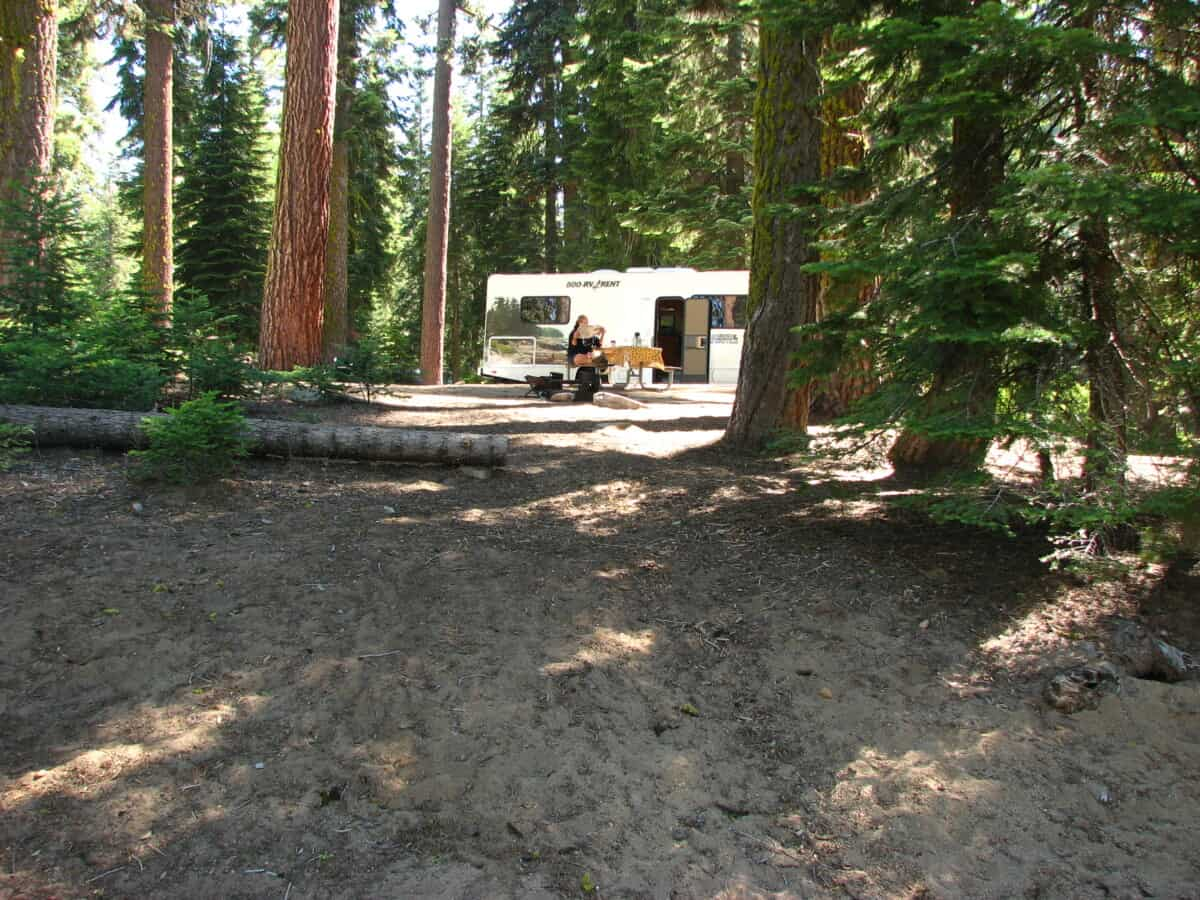 Camping state park