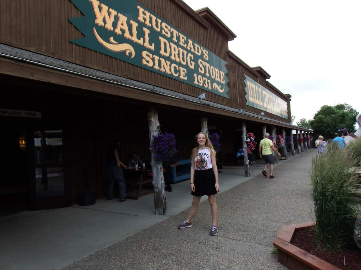 Walls Drug Store