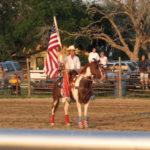 Redneck-rodeo i Texas