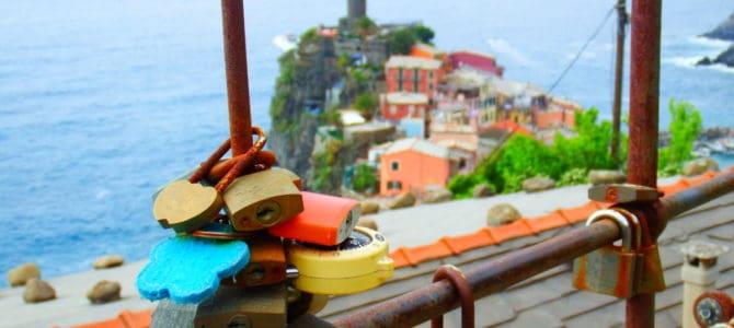 Spot on – Cinque Terre