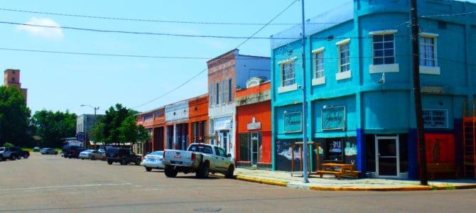 Clarksdale: Mississippis slidte perle