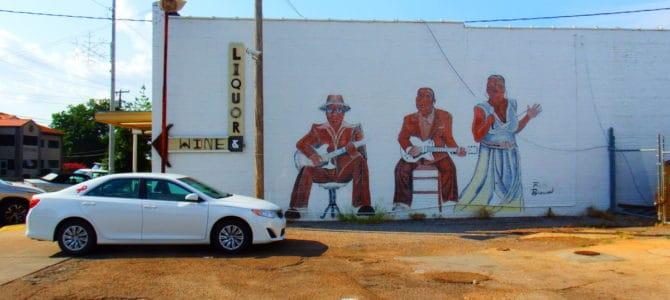 Spot on – Clarksdale, Mississippi