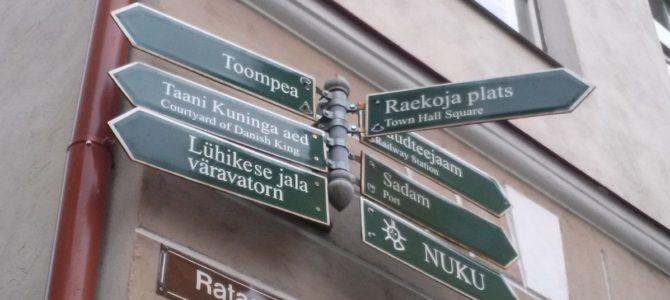 Gå på opdagelse i det gamle Tallinn
