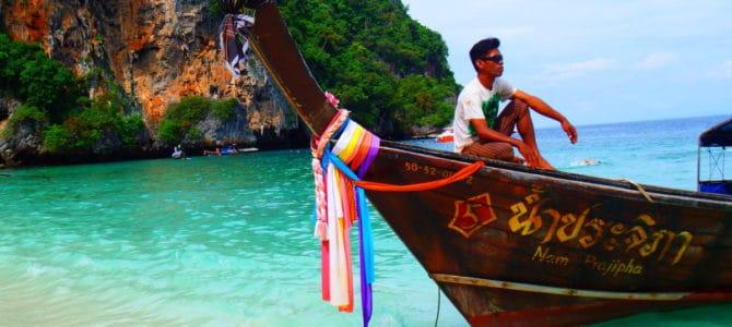 Phi Phi Islands: En dag i paradis