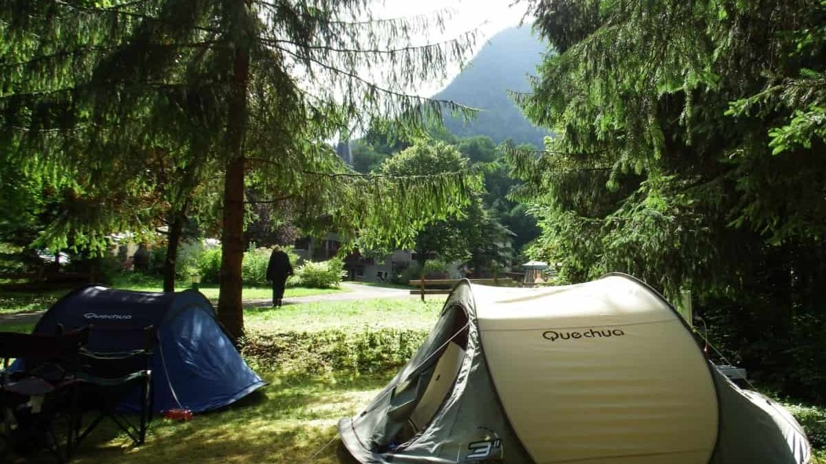 camping alperne