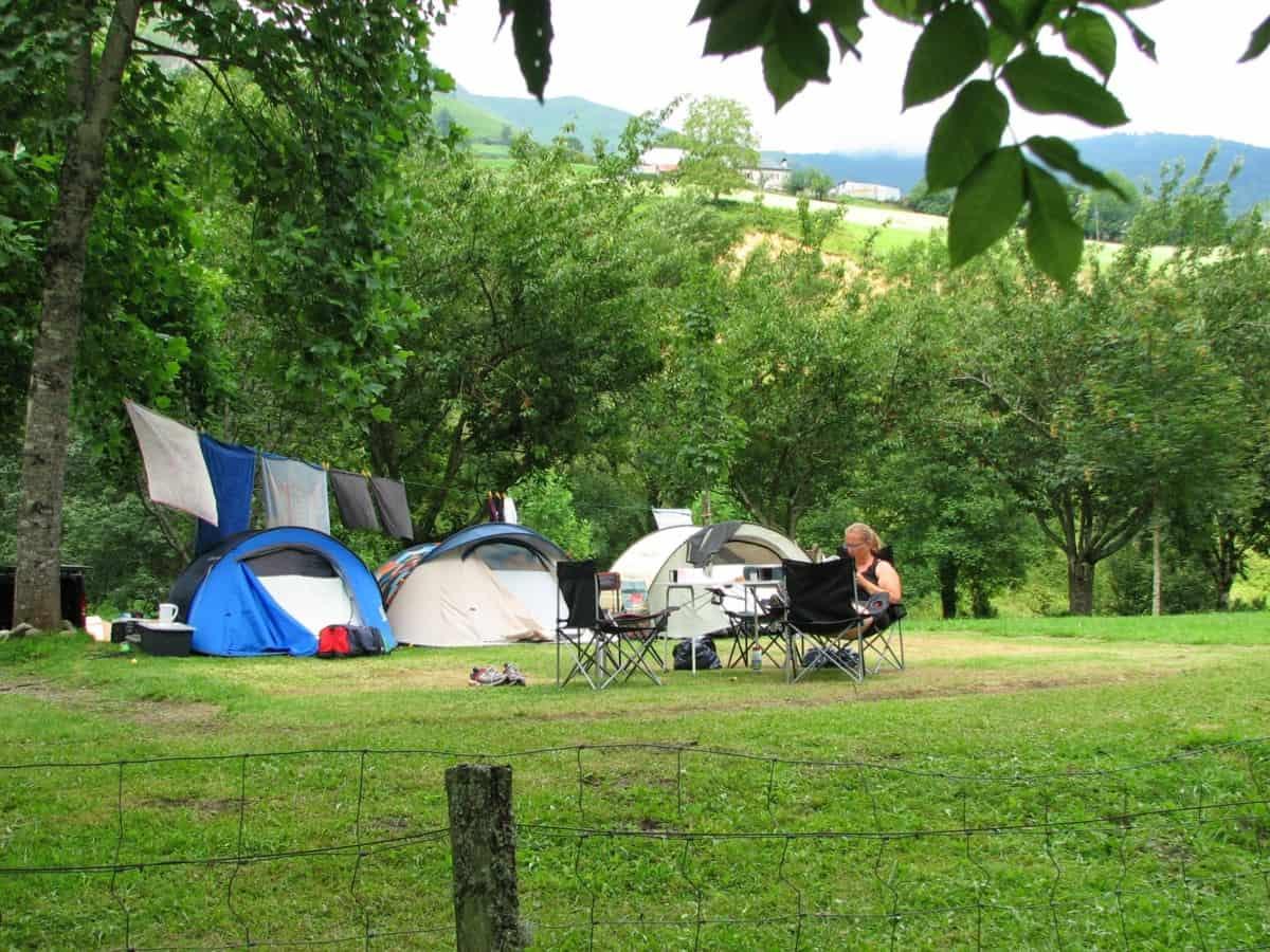 Camping Pyrenæerne