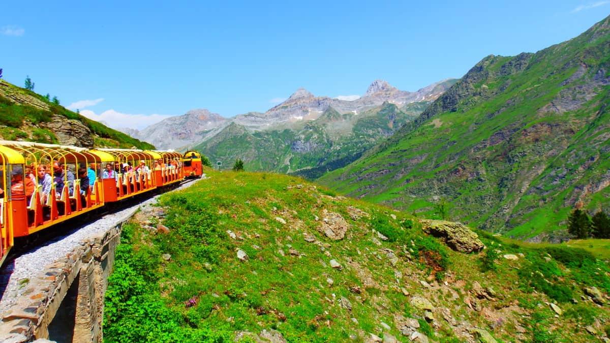 Train d'Artouste