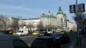 Transport fra lufthavnen i Budapest