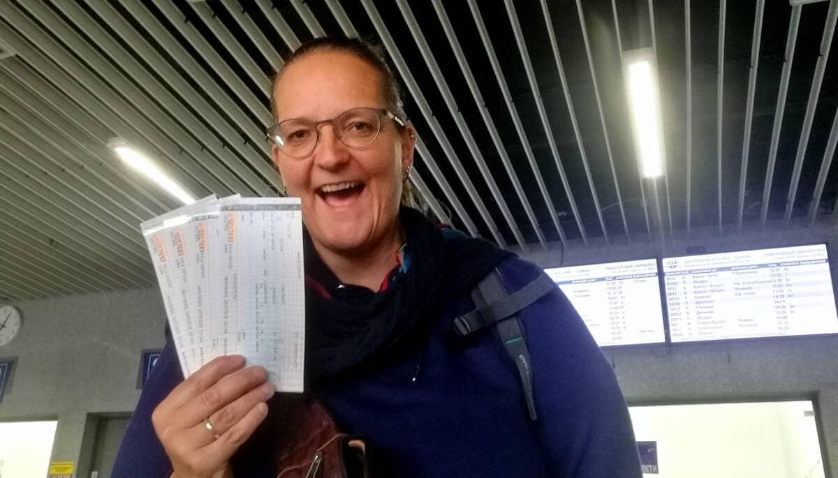 billetter til nattog fra Sofia til Istanbul