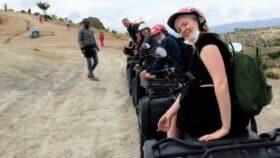 ATV-tour i Cappadocia