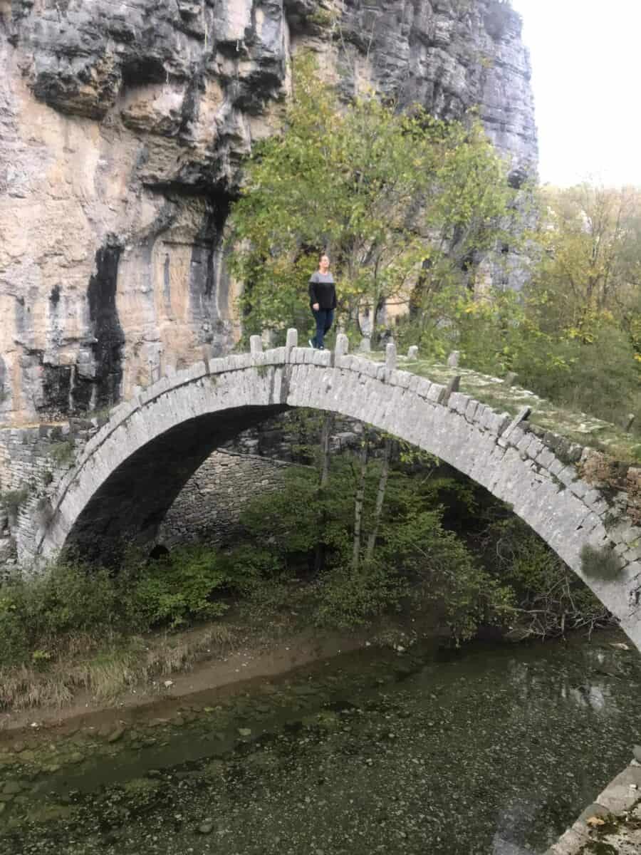 Vikos Gorge AC